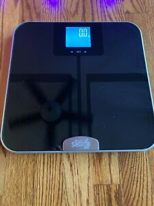 EatSmart GetFit Digital Body Fat Scale w/ Auto Recognition Technology ES-ESBS-06