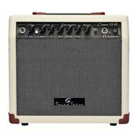 Soundsation CREAM-15R Amplificatore per chitarra elettrica 15W con riverbero