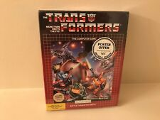 Transformers Battle to Save the Earth (Commodore 64, 1986) ACTIVISION BRAND NEW