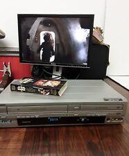 Symphonic Video Cassette Recorder/Dvd Recorder Dubbing Wfr205