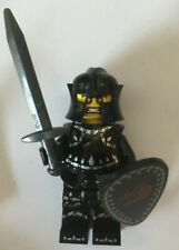 LEGO Minifigures 8831 Series 7 EVIL KNIGHT   with stand, complete