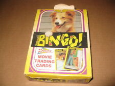 Bingo Dog Movie Trading Card Box
