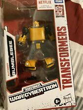 Hasbro Transformers War for Cybertron Bumblebee Action Figure (F0702)