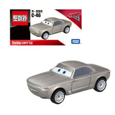 TAKARA TOMY TOMICA Disney Pixar Cars 3 #C-46 Sterling (Standard Type) Toy