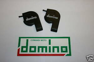 DOMINO TRIALS THROTTLE CAPS ( X2) BETA/GAS-GAS/SHERCO/MONT/TRS  REPLACEMENTS