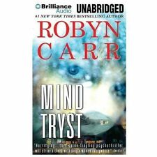 MIND TRYST unabridged audio book on CD by ROBIN CARR - Brand New! 9 CDs 11 Hours