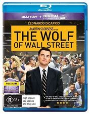 The Wolf Of Wall Street (Blu-ray, 2014)