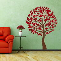 Large Tree Wall Transfer / Wall Vinyl Art Decor / Big Tree Wall Sticker TR22