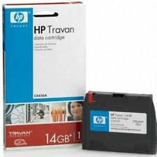 e NEW HP C4436A TR-5 TRAVAN 7GB/14GB DATA CARTRIDGE