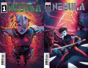 Nebula (#1, #2, 2020)