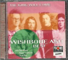 Wishbone Ash The King Will Come (Best of) Zounds CD Neu OVP Sealed OOP RAR