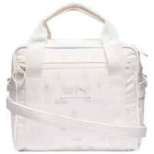 Puma X Selena Gomez Women's Bag Mini Duffle Leisure Bag 076612-02 White New