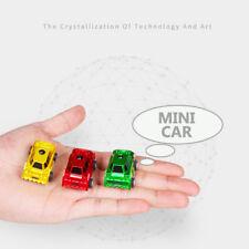Micro Coche de carreras en forma de huevo caja Mini Control Remoto Rc Racing Color al Azar