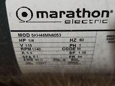 MARATHON ELECTRIC COMMERCIAL MOTOR 5KH46MN6053