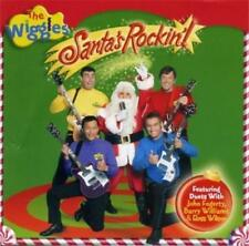 THE WIGGLES Santa's Rockin'! CD NEW John Fogerty Barry Williams Ross Wilson