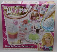 SYD FAST POST Whipple Craft n Fun Double Creme Dessert Set Raspberry & Vanilla