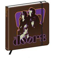 Officiel The Doors Notebook :70's Panneau (Rigide Arrière) 192 Pages
