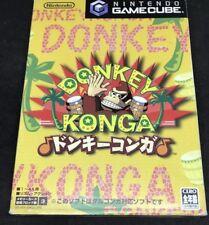 Donkey Konga For Japanese Gamecube  *USA SELLER*
