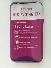 Body Glove Tactic case for Sprint HTC EVO 4G LTE, High Gloss purle/light purple