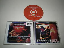 JOHNNY WINTER/LIVE IN NYC'97(POINTBLANK/7243 8 45527 2 5)CD ALBUM