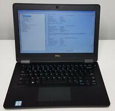 Dell Latitude E7270 Laptop Intel Core i5-6300U 2.40GHz 8GB RAM No Hard Drive