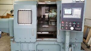 Mori Seiki SL-4A New Servo 1000T CNC control Lathe, new servos & spindle drive