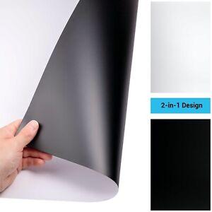 Lens-Aid 2-in-1 Foto Hintergrund / Untergrund für Studio und Tisch: Flatlay