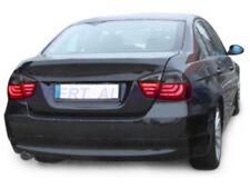 FANALI FARI POSTERIORI ROSSI/FUME' (FIBRA OTTICA) BMW E90 DAL 12/04 AL 09/08