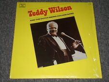 Teddy Wilson and the Dutch Swing College Band~1972 Male Vocal Jazz~FAST SHIPPING