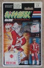 "GI Joe Chinese Foreign Issue LIFELINE 3.75"" Action Figure HASBRO 1992 MOC"