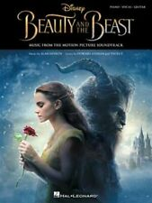 Beauty And The Beast By Alan Menken Paperback