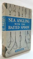 Sea Angling with the Baited Spoon Seangler John P. Garrad flounder fishing book