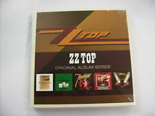 ZZ TOP - ORIGINAL ALBUM SERIES - 5CD BOX SIGILLATO 2011