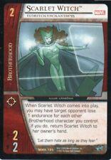 Marvel VS CCG - Marvel Knights - Scarlet Witch #195