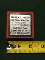 Vintage tape measure Harry E. Smith & Associates Products For Material Handling