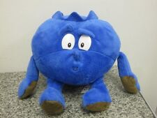 "BELLA BLUEBERRY GOODNESS GANG 8"" CO-OP SOFT TOY BLUE FRUIT & VEGETABLE #50"