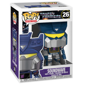 Transformers Soundwave POP! Vinyl Figure FUNKO