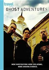 Ghost Adventures Season 3 TV Series Region 1 3xdvd