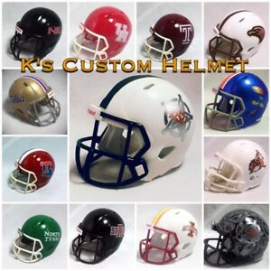 Custom Pocket Pro Helmets- Your Designed Please Contact Before Ordering.