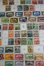 Hungary Early Stuffed Stamp Collection of mostly Used