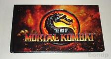 The Art of MORTAL KOMBAT Book - NEW Artbook Hardcover 110 pages RARE !