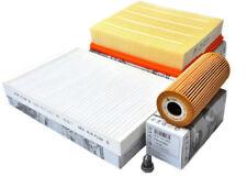 Original Passat 3BG TDI Inspektionspaket Motor Service KIT Filter Öl Pollen Luft