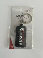 Official Assassins Creed Rubber Keyring
