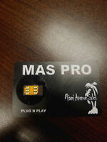 MAS PRO Unlock Sim for iPhone X 8 8+ 7+ 7 6S+ 6S 6 5C 5S AT&T Sprint T-Mobile