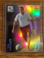 2010 PANINI Premium Rare Star Holo Theo Walcott World Cup Card