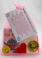 Mum - Mummy To Be Survival Kit Baby Shower Gift Favour Keepsake Gift Present