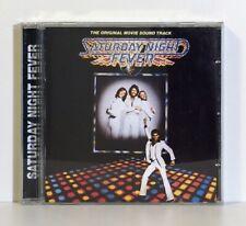 SATURDAY NIGHT FEVER (CD) UK & EUR - POLYDOR (825 389-2) 1977/1999