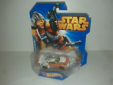 Disney Hot wheels STAR WARS LUKE SKYWALKER  - MATTEL  CGW38  voiture