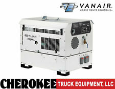 Vanair 050267, Viper Gas Generator with Air Compressor, Dual Function, 40 Cfm