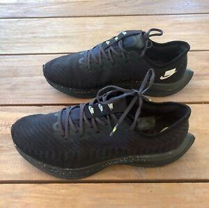 Nike Zoom Pegasus Turbo 2 SE Mens Sz 10. 5 Black Athletic Running Shoes Sneakers